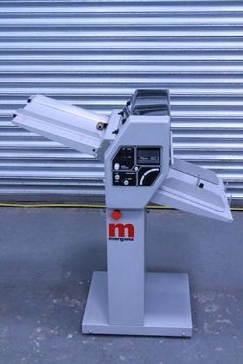 Used Morgana FRN Numbering Perforating & Scoring Machine