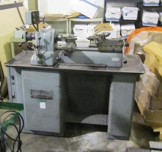 Used Hardinge DSM-59 Toolroom Lathe