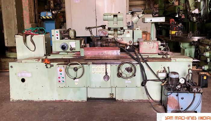 Used TOS BHU 32 x 1000 Cylindrical Grinder