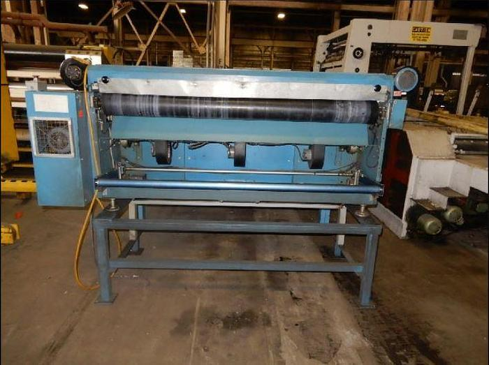 "Used 72"" ROSENTHAL SHEETER MDL. WA-S-6-EVA WITHOUT UNWIND"
