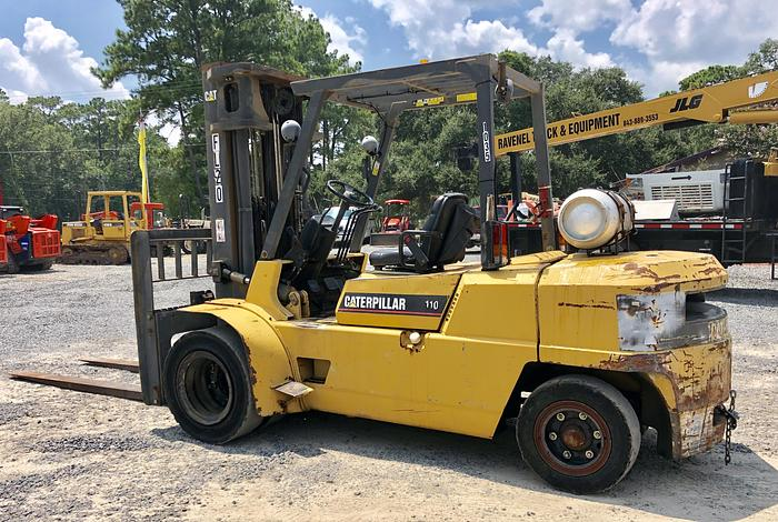 2001 CATERPILLAR GP50