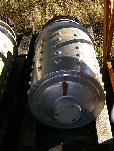 Used BIRD 400 PRESSURE SCREEN BUMP ROTOR ASSEMBLY