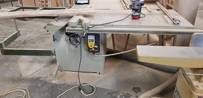 Used SCM Mini-Max SC3 Sliding Table Saw