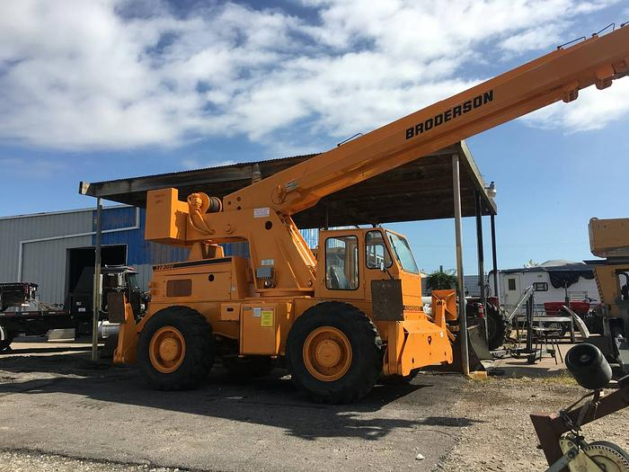Used 2006  Broderson RT/300