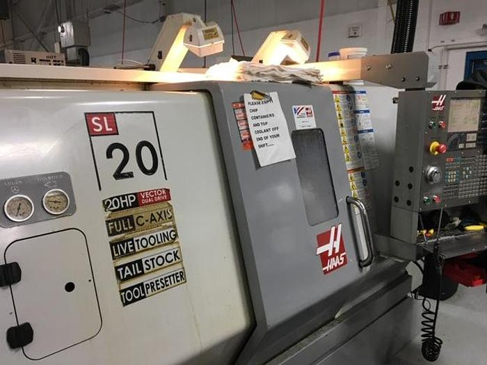 2007 Haas SL-20T