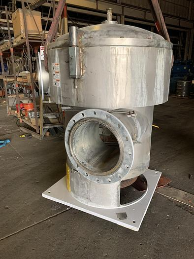 Used VOITH VERTICAL PRESSURE SCREEN S/S 125 HP