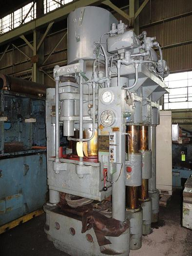 900 Ton Birdsboro Hydraulic Press