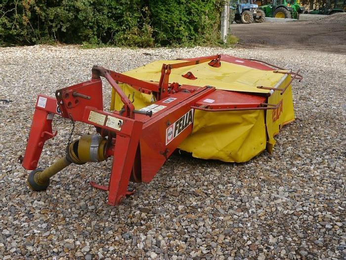 Used Fella KM167 Hay Mower