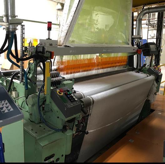 Gebraucht DORNIER AIR-JET und GREIFER – technisches weben für Glasfaser etc.