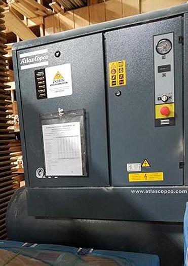 Atlas Copco GX7 Air Compressor