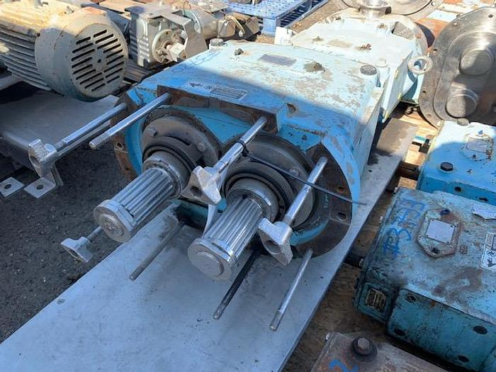 Waukesha Model 220 Positive Displacement Pump