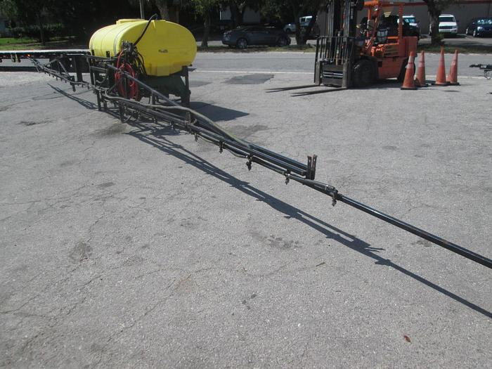 Used 3 Point 500 Gallon Ag Sprayer