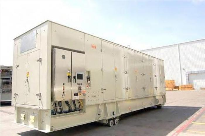 4.6 MW 2009 New Solar Centaur 50 Natural Gas Generator Set