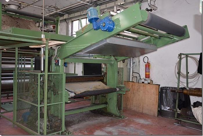 Used EMBOSSING MACHINE COMERIO