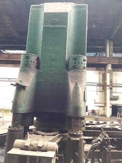 Wheel forging line for sale SCHLOEMANN