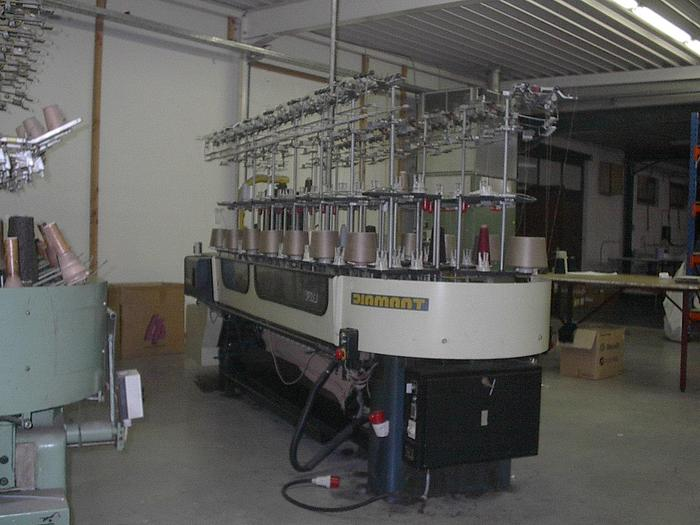 Gebraucht Flachstrickmaschine DIAMANT  FRJ-5480/18 E12/206
