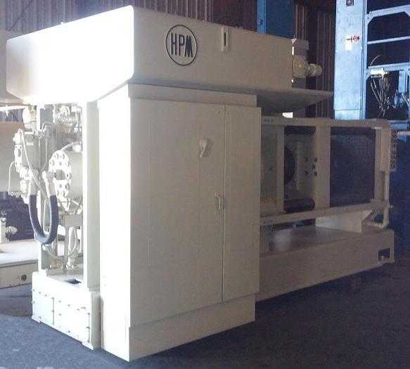 450 Ton HPM Hydraulic Extrusion Press