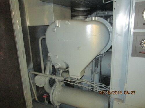 ATLAS COPCO MDL. ZR-4C-ARR 250 H.P. OIL FREE AIR COMPRESSOR ONLY 2800 LOAD H