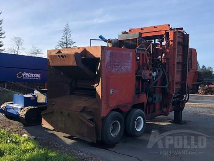 Used Mid 90´s Forest Pro 2 Flail 23in Debarker