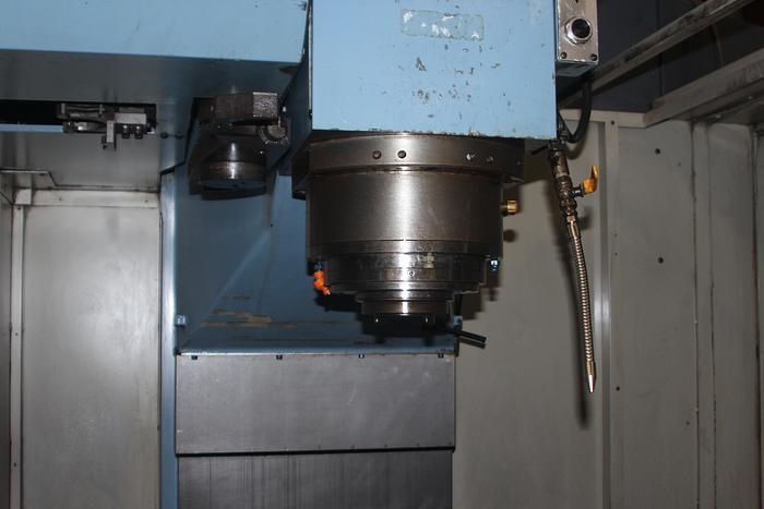 2001 OKK VM7 Vertical Machining Center