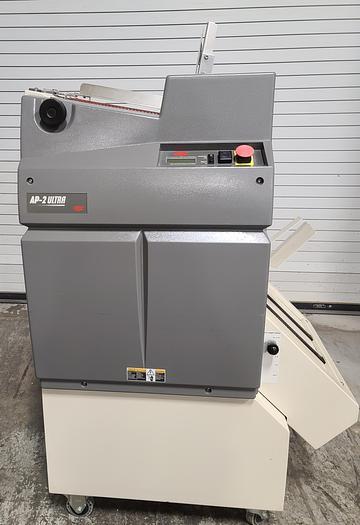 Used GBC AP2 Ultra Automatic Binding Punch
