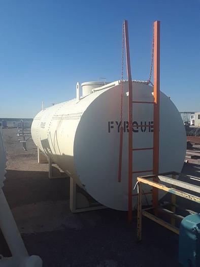 8,000 to10,000 gallon oil tanks