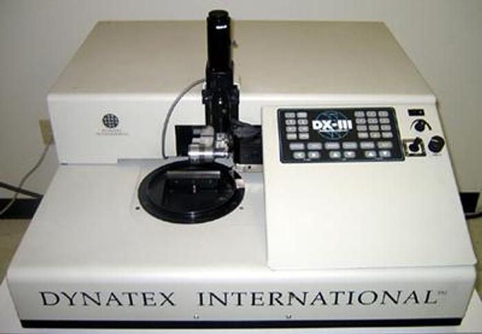 Used DYNATEX Wafer Scriber/Breaker DX-111