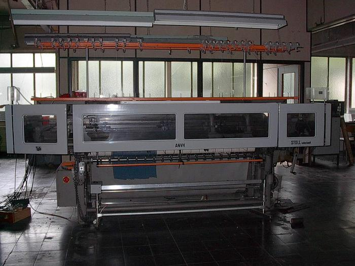 Gebraucht Flachstrickmaschine STOLL  ANVH E05/200