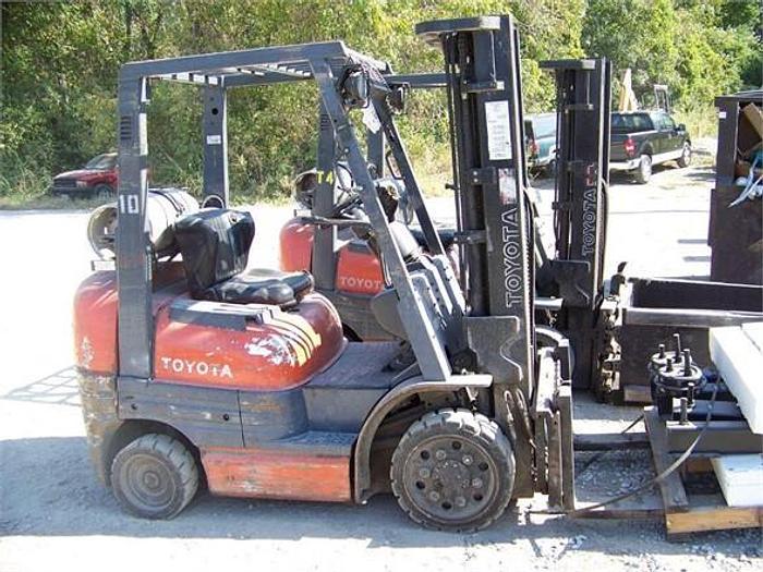 Used 1997 TOYOTA 426FGU25