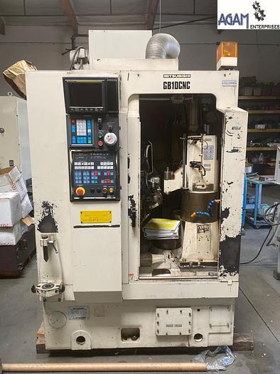 Used Mitsubishi GB10 CNC  Gear Hobbing Machine