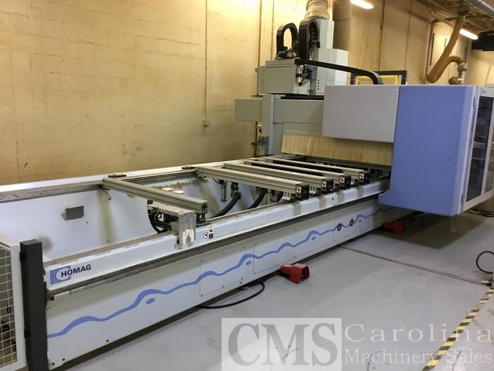 Used 2013 Homag BMG311 Venture 316L 5-Axis CNC Router