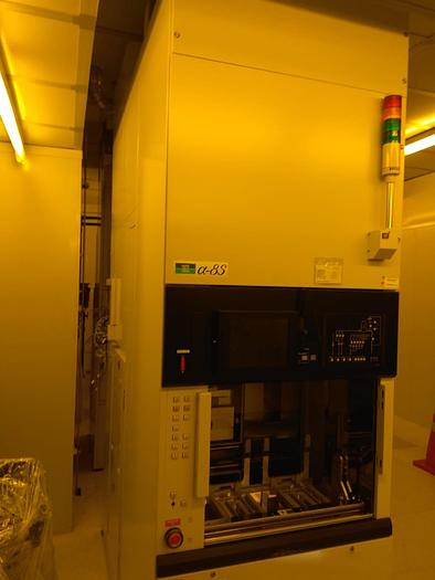 TEL Alpha 8S-Z Vertical Furnace - Polyimide Cure