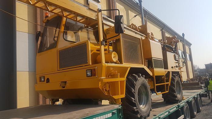 Ristrutturato Boart-Nenzi DB-540