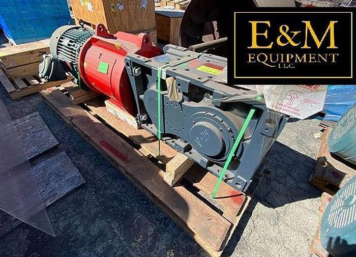 Refurbished Falk/ Mclanahan Hand Conveyor Drive Assembly for Feeder Breaker 100 HP