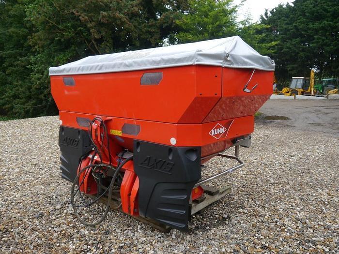 Used Kuhn Axis 40.1 H-EMC Fertiliser Spreader