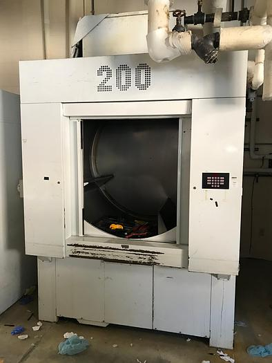 Used ADC 200LB STEAM DRYER