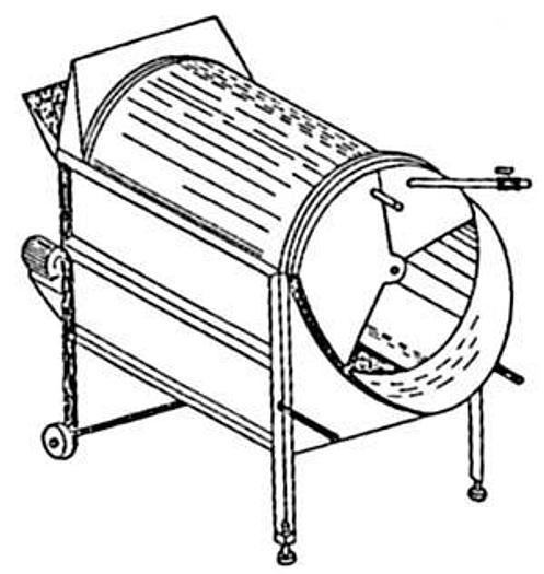 Myjka bębnowa - WMJ-04