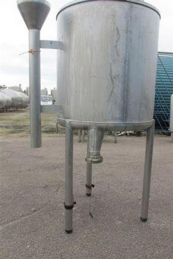 Used 260 Litre Stainless Steel Tank