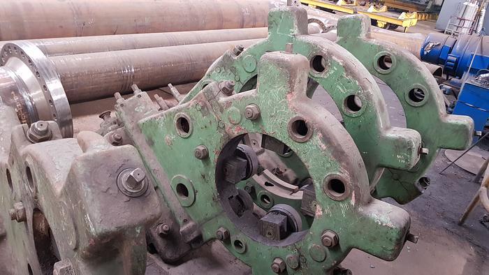 Lathe Heavy Duty SKODA SR1600X8000  yom 1972