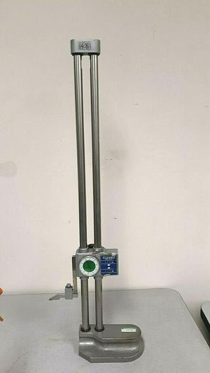 Used Oxford Precision Height Gauge G781118 Precision 31'' Double Beam Twin Dual