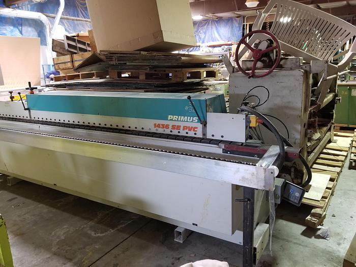 Used Holz-Her 1436 SE PVC Primus Edgebander