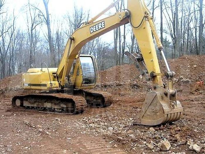 Used 2000 John Deere 200LC Excavator