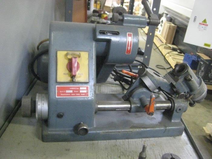 Hasberg Model FSS Cutter Grinder 5234