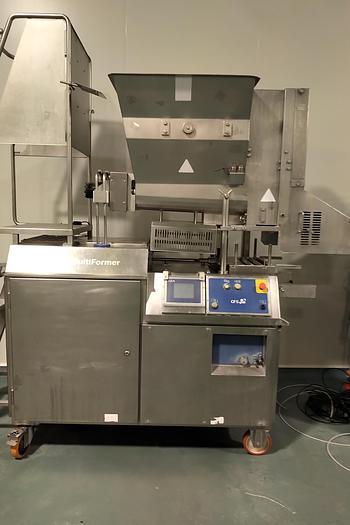 2012 PROVISUR GEA CFS VARIOUS - 400mm WIDE CRUMBING LINE