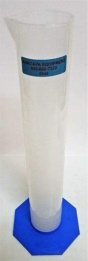 Used Nalgene Graduated Cylinder Polypropylene 2000mL (6549)
