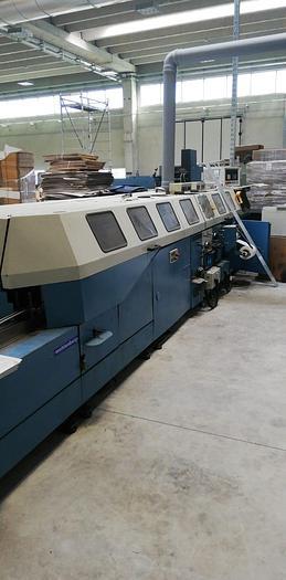 Used 1998 Wohlenberg Master 650