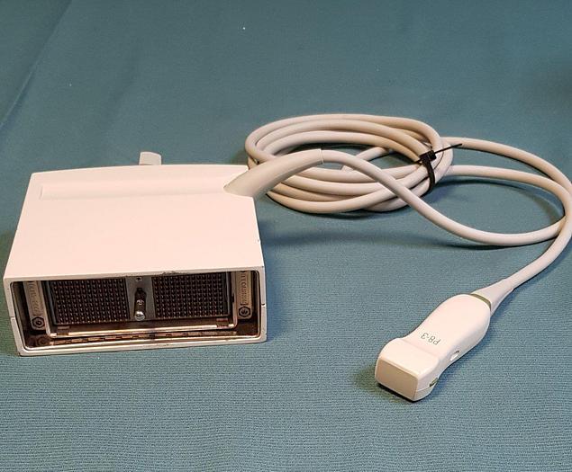 Gebraucht Siemens cardio ultrasound probe P8-3 probe