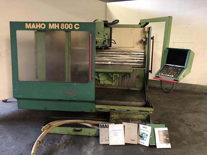 Gebruikt Maho MH 800 C