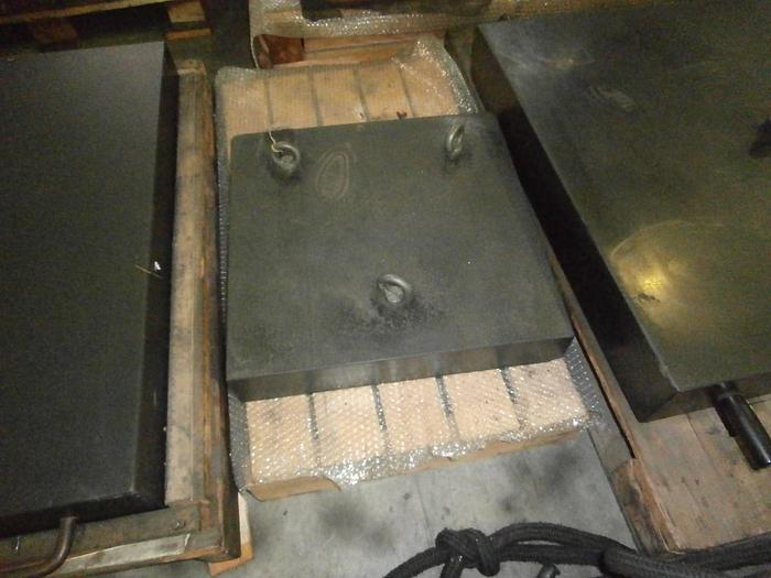 Usata GRANITE MEASURING TABLE