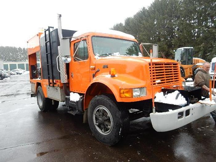 Used 1998 International 4900- Stock #: 8673
